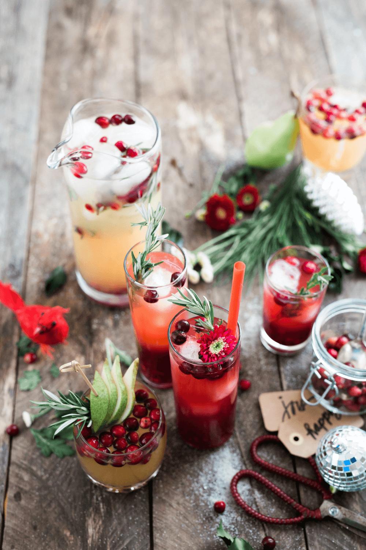 des jolis verres cocktails pour mariage
