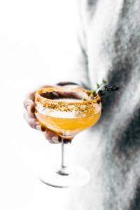 verre à pied cocktail pour votre vin d'honneur