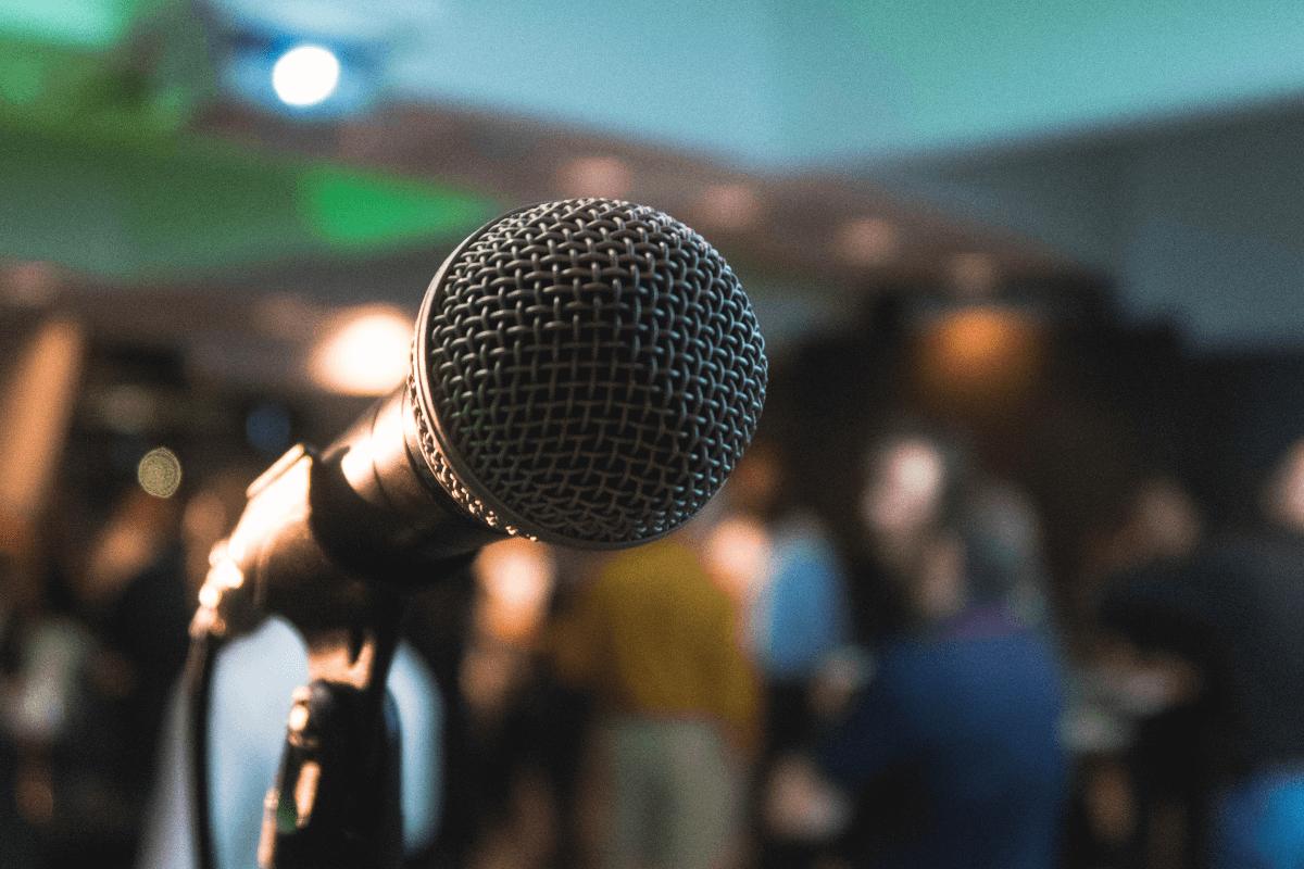 microphone pour discours mariage soirée dj