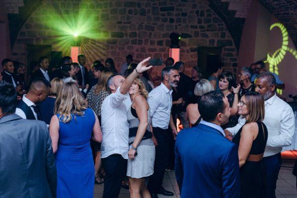 danse mariage soirée