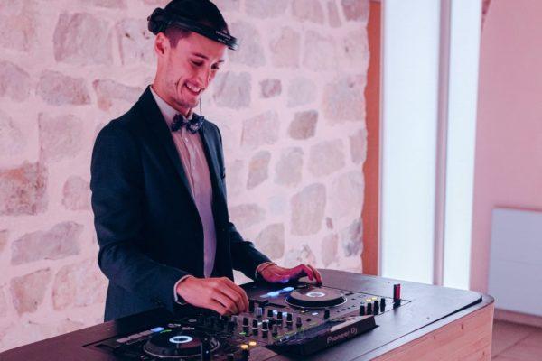 dj mix mariage soirée