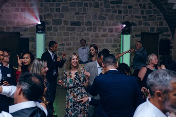 soirée mariage dancefloor